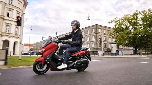 2021 Yamaha NMAX125