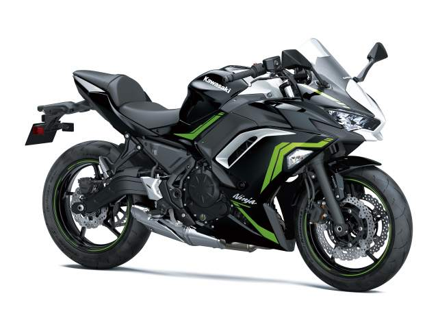 2021 kawasaki Ninja 650 new colours announced