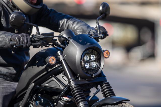 Honda CMX500 Rebel 2020