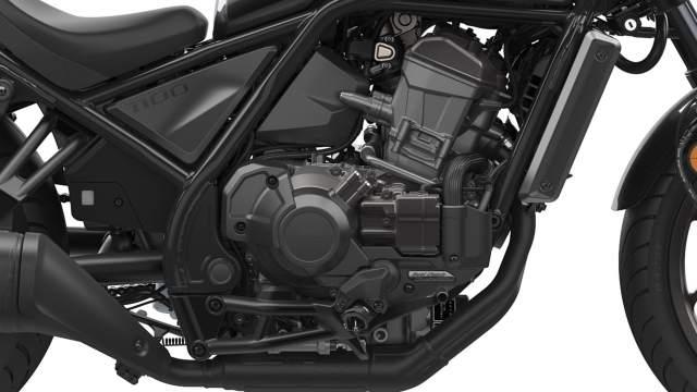 2021 Honda CMX 1100 Rebel specs, features, and details
