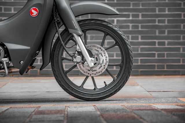 Updated Euro 5 2022 Honda Super Cub 125 announced
