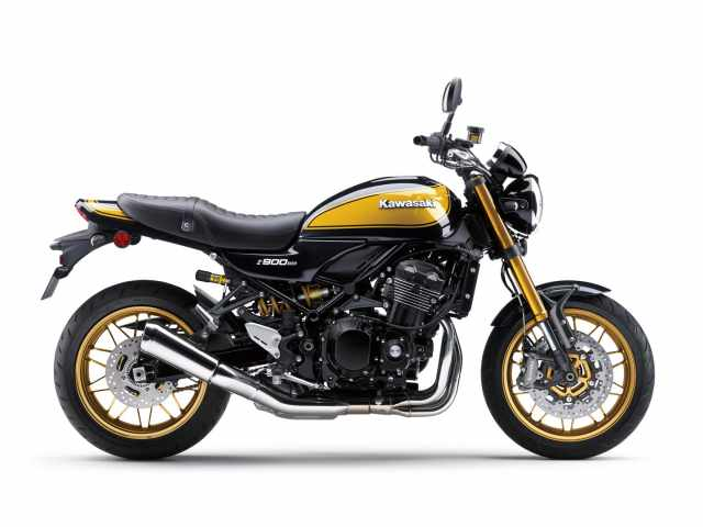 Kawasaki Z 900 RS SE 'Yellow Ball'