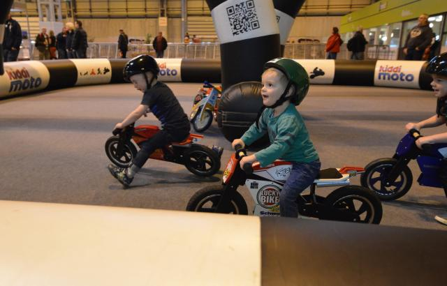 WIN a pair of tickets to Motorcycle Live