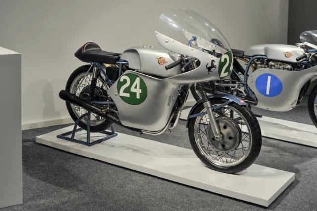 Museo Ducati hosts Hailwood exhibition