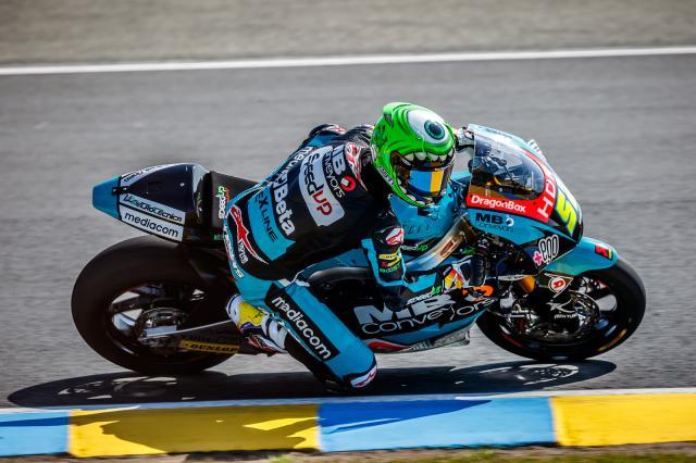 Marcel Schrotter in Moto2