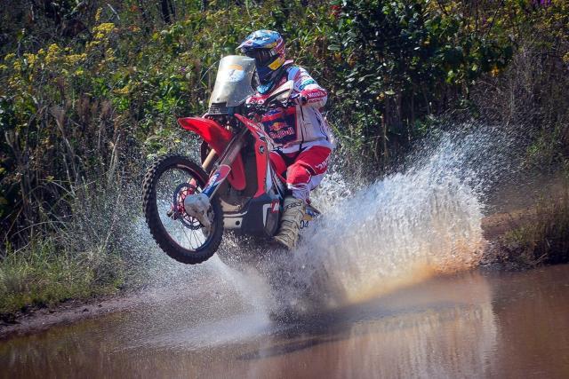 Honda Dakar Rally