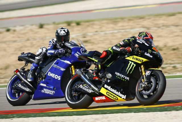 Andrea Dovizioso - Tech 3 Yamaha