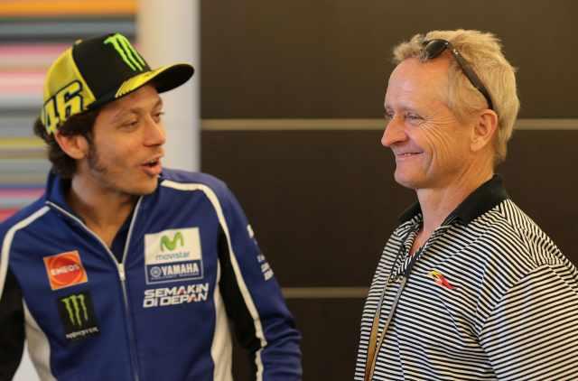 Valentino Rossi, Kevin Schwantz