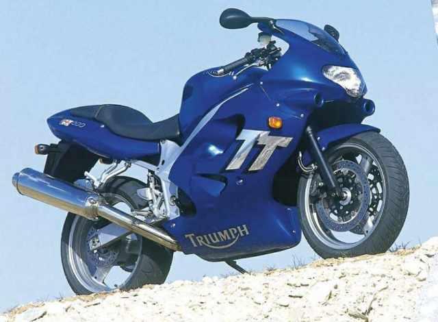 Triumph TT600/2003 Daytona 600 [2000]