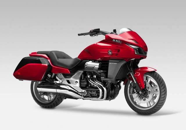2014 - Honda CTX1300