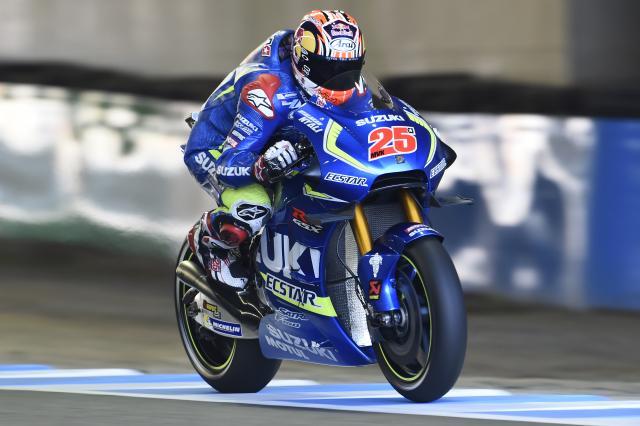 Maverick Vinales - Suzuki Ecstar MotoGP