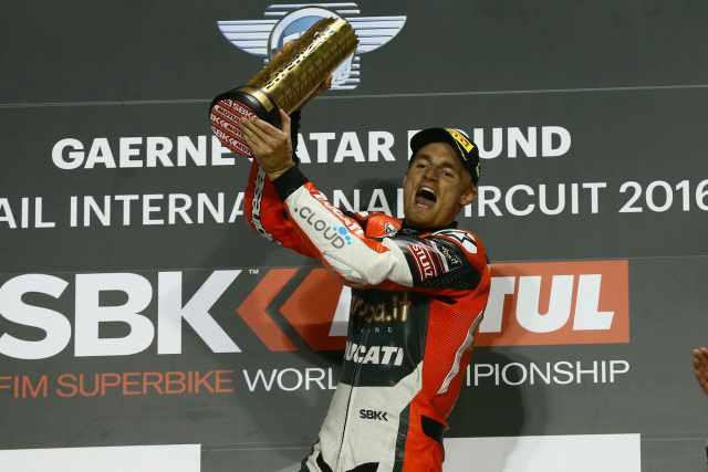 Chaz Davies - Ducati WorldSBK