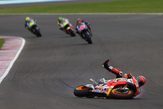 Fivekey momentsat the Argentina MotoGP