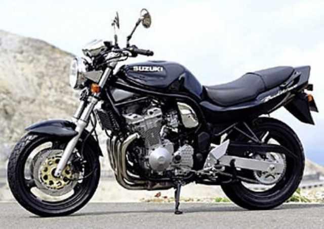 Suzuki GSF600N Bandit [1996]