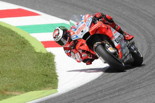Jorge Lorenzo - Ducati MotoGP 2018