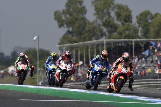 Thailand MotoGP Chang
