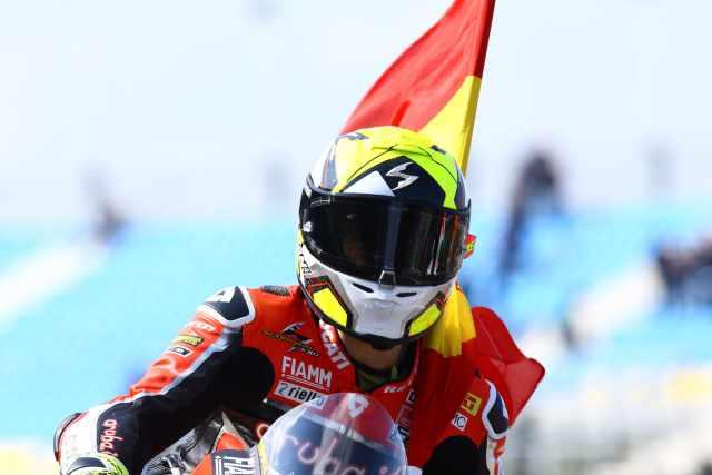 Alvaro Bautista - Aruba.it Ducati WorldSBK
