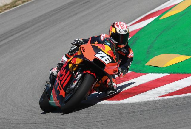 Dani Pedrosa - KTM MotoGP