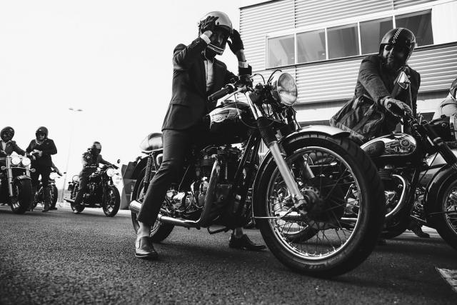 Distinguished Gentleman's Ride 2017 - gallery