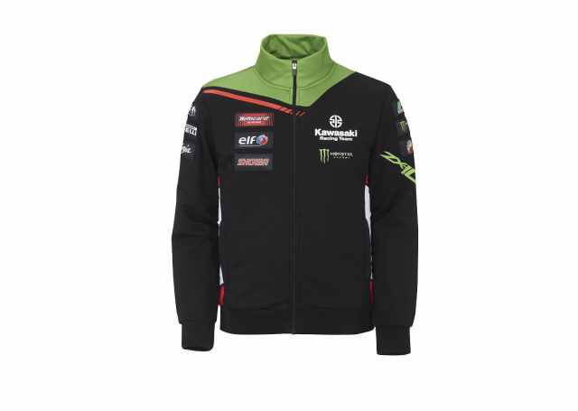 The Kawasaki WorldSBK team clothing collection is here!
