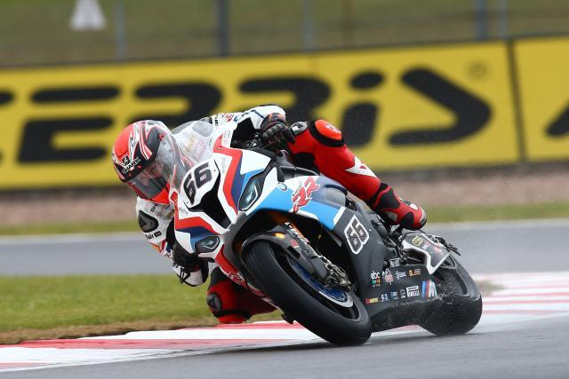 Tom Sykes - BMW Motorrad