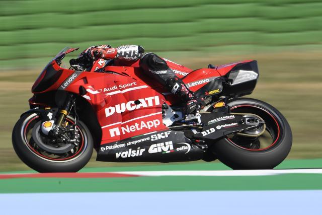 Danilo Petrucci - Ducati Corse