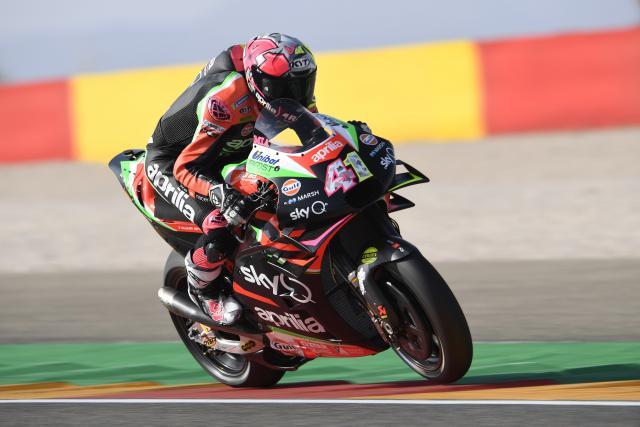 Aleix Espargaro - Aprilia Racing