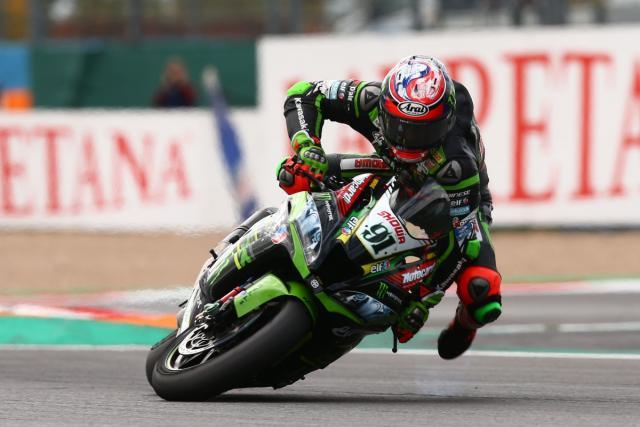 Leon Haslam - Kawasaki Racing Team 1200