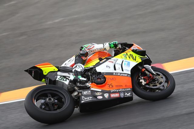 Eugene Laverty - Go Eleven Ducati