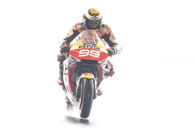 Jorge Lorenzo - Repsol Honda