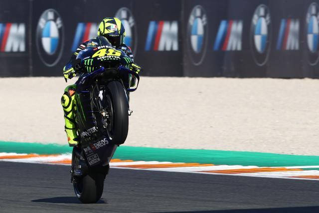 Valentino Rossi - Yamaha MotoGP