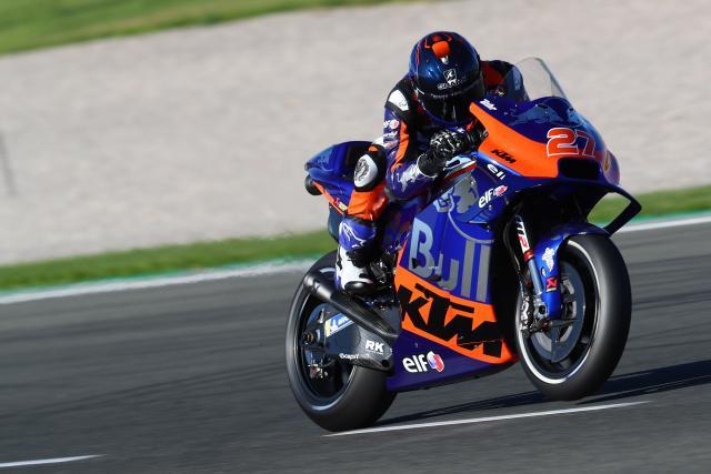 Iker Lecuona - Red Bull KTM Tech 3