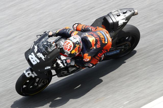 Dani Pedrosa - KTM Factory