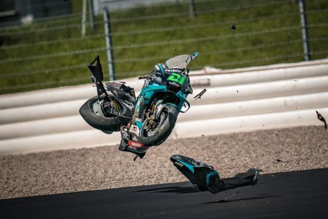Franco Morbidelli - Petronas SRT Yamaha 1200