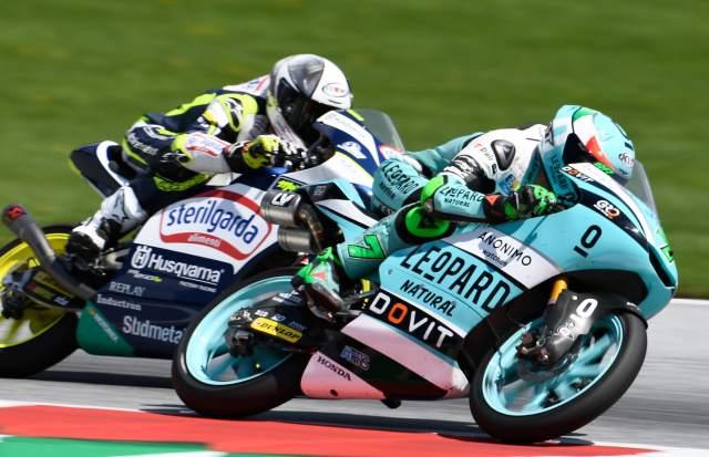 Dennis Foggia - Leopard Racing