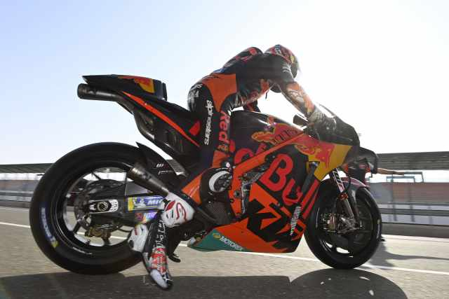 Dani Pedrosa - KTM Factory Racing 2021 MotoGP
