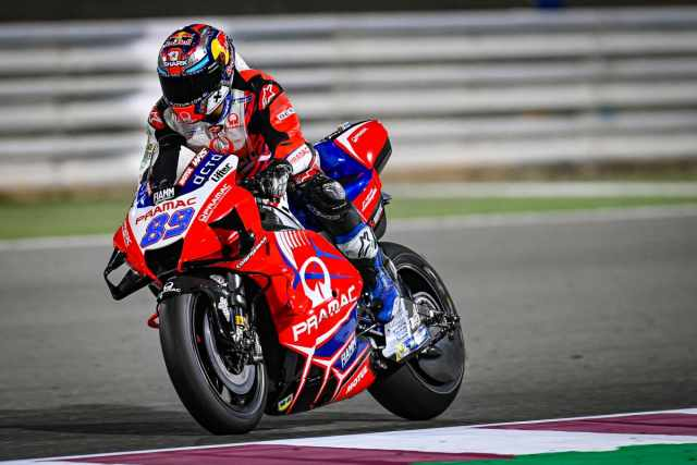 Jorge Martin Pramac Ducati MotoGP