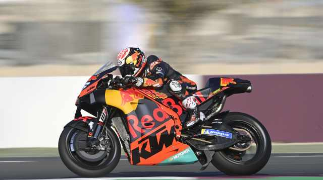 Dani Pedrosa - KTM Factory Racing MotoGP 2021