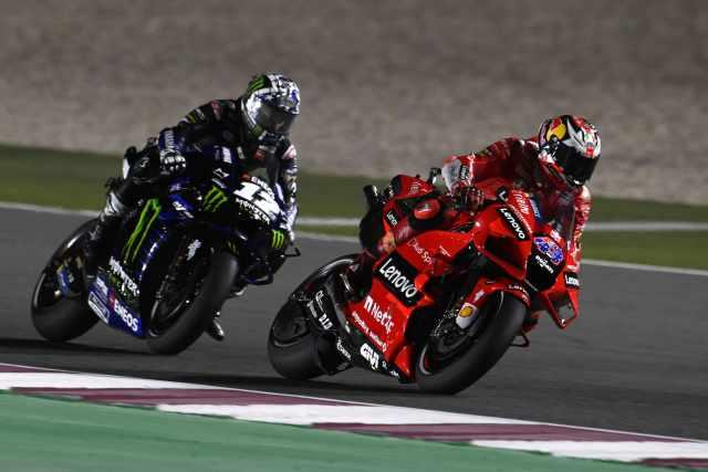 Maverick Vinales - Yamaha MotoGP 2021