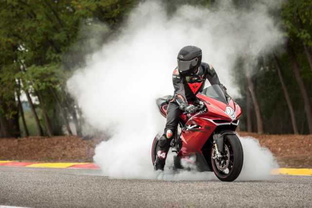 MV Agusta F4 1000 Lewis Hamilton