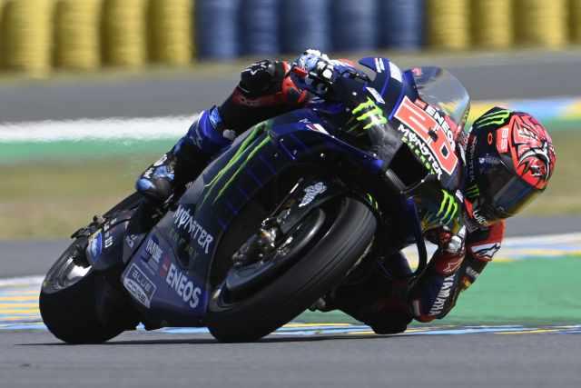 Fabio Quartararo - Yamaha Le Mans MotoGP French
