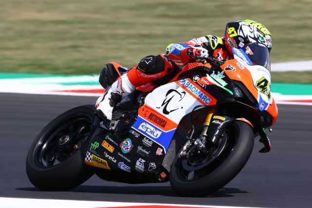 Axel Bassani - Motocrosa Racing Ducati