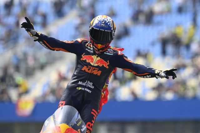 Raul Fernandez - Tech 3 KTM