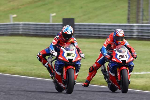 Alvaro Bautista - Honda Racing WorldSBK