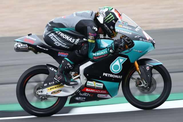 Darryn Binder - Petronas Sprinta Racing
