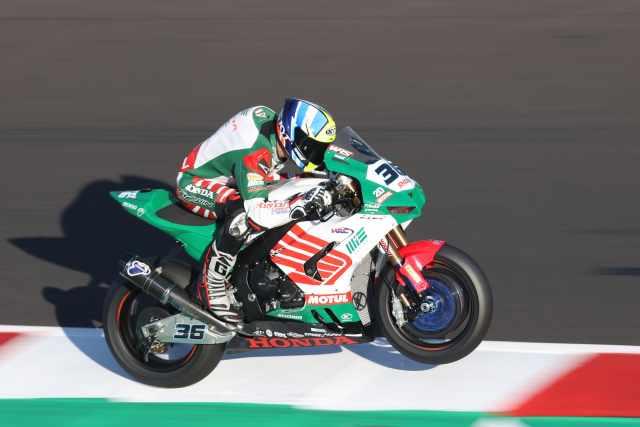 Leandro Mercado - MIE Racing Honda WorldSBK 2021