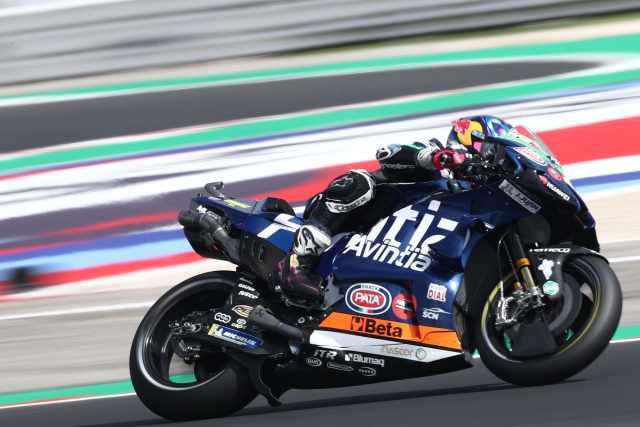 Enea Bastianini - Avintia Ducati