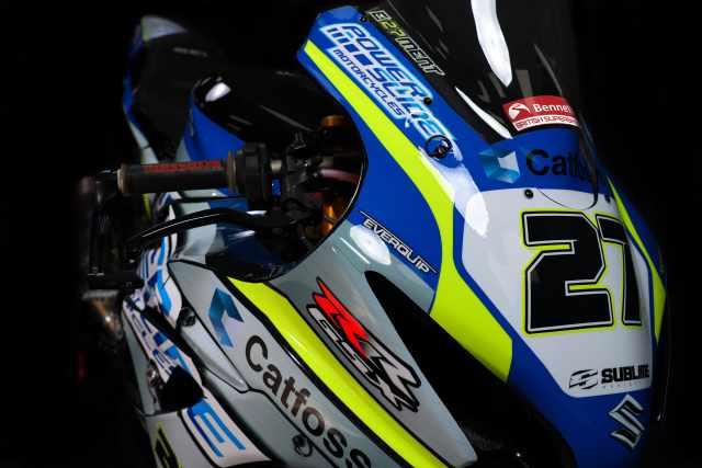 Powerslide Catfoss BSB bike