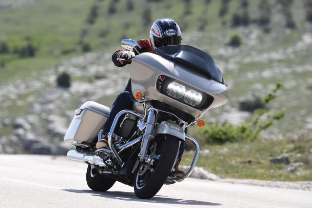2018 Harley-Davidson Road Glide tested | Visordown
