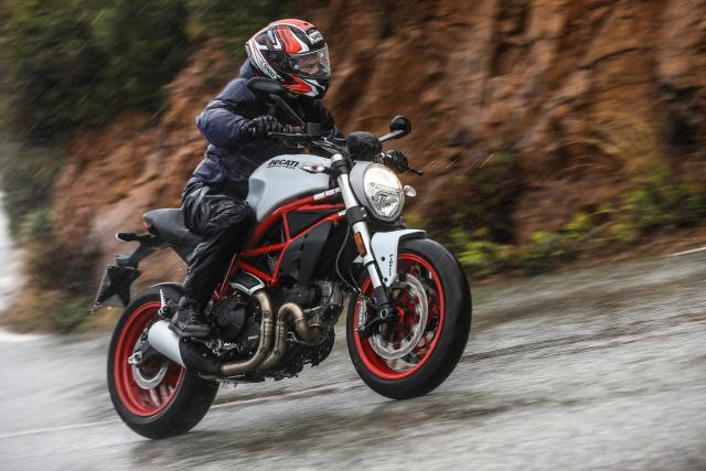 ducati monster 797 first ride review | visordown